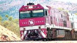 S01 E03 - The Ghan: Through the Heart of Australia - Making Tracks