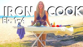 Rebecca Brand IS the Iron Cook / Episodes 1-4 / Comedy Series