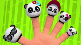 Finger Family -  Nursery Rhymes For Kids -  Baby Songs For Childrens