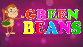 Green Beans- Vegetable Song- Original Learning Song for Kids
