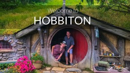 Hobbiton Movie Set - A Tour of the Shire - The Planet D