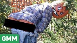 Pumpkins Behaving Badly - Game