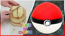 Poké Ball Cake  Pokémon (How To)