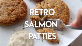 Retro Salmon Patties