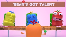 Mad Beans - Beans Got Talent - Mad Beans - Kids Videos