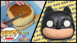 Batman  Pop - Vinyl   Cake (How To)