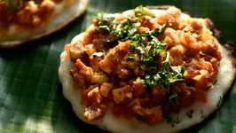 Masala Uttapam Recipe  How to Make Masala Uttapam