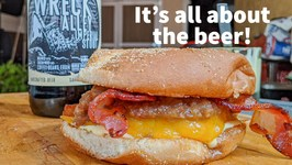 All About The Beer Burger / Craft Beer Condiments