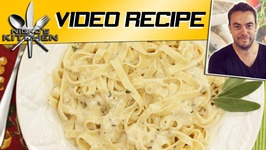How To Make Fettuccine Alfredo