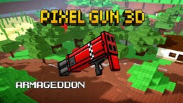 Pixel Gun 3D - Armageddon Airstrikes Utopia Gameplay review