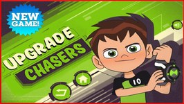 Ben 10 Upgrade Chasers GamePlay Level 1-10 - Cartoon Network