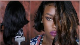 360 Lace Wig Review And How I Slayed My Long / Beahairs Long Bob