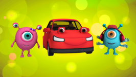 Car- Original Vehicle Song for Kids
