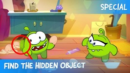 Find the Hidden Object Ep.24 - Om Nom Stories- Easter