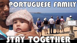 PORTUGUESE FAMILIES STAY TOGETHER - FAMILY VLOGGERS DAILY VLOG