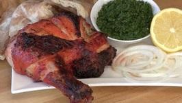 Chicken Tikka On The Weber