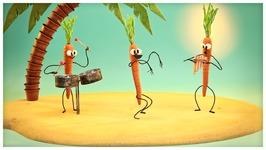 Veggie Boogie- Calypso Carrots