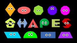 Shapes - Learn 2D Geometric Shapes