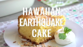 Hawaiian Earthquake Cake