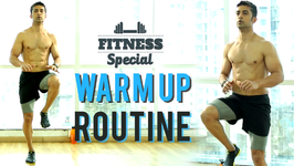 Warm Up Before Workout For Beginners Fitness - Special Warm Up Video