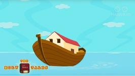Episode-5-Noah Builds An Ark-Bible Stories for Kids