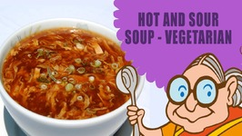 Thai Vegetable Hot and Sour Soup - Relief From Cold and Stuffy Nose
