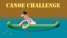 Canoe Challenge - Timmy Uppet Summer Camp Shapes For Kids