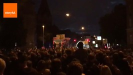 Thousands Gather to Protest G20 Summit