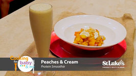 Cooking For Baby And Me - Chef Tony Clark - Peaches