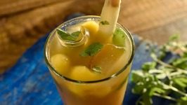 Sugarcane Mojito / How To Make A Mojito