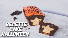 Recette Cake Halloween Facile Et Rapide