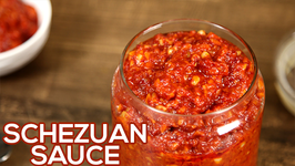 How To Make Schezwan Sauce At Home  Schezwan Sauce Recipe  The Bombay Chef - Varun Inamdar
