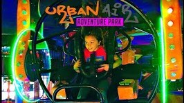Best Indoor Adventure Park - Our Day at Urban Air!