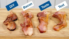 DIY Bacon / Home Made Bacon Taste Test