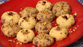 Nankhatai - Popular Sweet Dish Recipe - Indian Shortbread Cookie - My Recipe Book By Tarika Singh