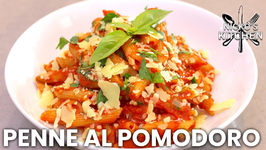 Penne al Pomodoro - Vegetarian Pasta Recipe