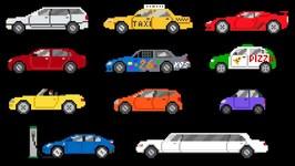 Cars - Book Version