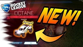 Rocket League Update - IT'S HERE- New PAINTED EXOTICS, BOOSTS, CARS Trade Ups -Very Rare, Tips