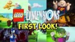 LEGO DIMENSIONS YEAR 2 ANNOUNCEMENT