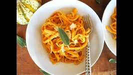 Dinner Recipe- Pumpkin Alfredo