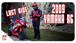 2009 Yamaha R6 Holly - Special Edition First Ride - Last Ride