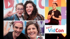 VIDCON 2017 Vlog With FUN FOR LOUIS, CASEY NEISTAT And More