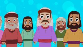 Episode-57-Jesus Heals Ten Men-Bible Stories for Kids