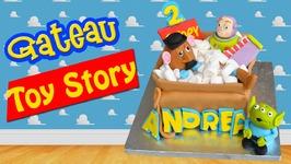 Gâteau Toy Story - Toy Story Cake - Cake Design