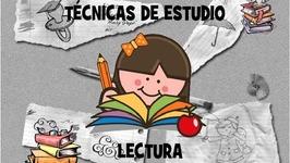 LECTURA - TÉCNICAS DE ESTUDIO.
