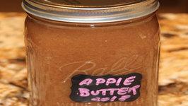 Butter / Homemade Apple butter