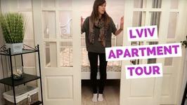 Apartment Tour in Lviv, Ukraine