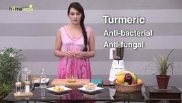 Cure Ringworm Using Turmeric