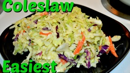 Homemade Coleslaw - Restaurant Style Recipe