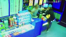 Shop Assistant Fights Off Robber in Warrawong Newsagency